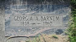 Georgia Ann <i>Rowe</i> Barnum