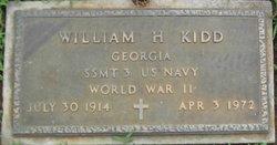 William H. Kidd