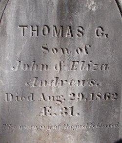 Thomas G. Andrews
