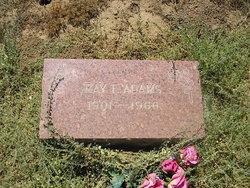 Ray Francis Adams