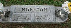 Elmer R Anderson