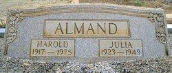 Weyman Harold Almand