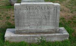Clara E. <i>Stricker</i> Acker