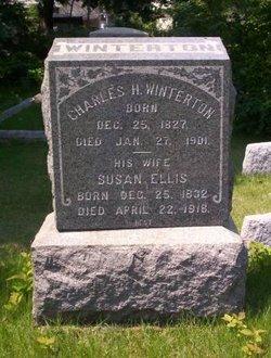 Susan <i>Ellis</i> Winterton
