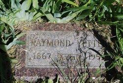 Raymond Alonzo Lee Yetter