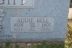Addie Bell Boatright