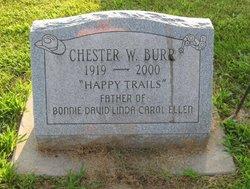 Chester Warren Burr