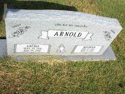 Archie D Arnold