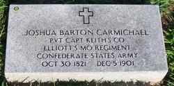 Joshua Barton Carmichael