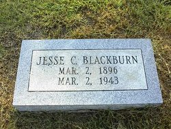 Jesse Clinton Blackburn