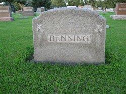 William Benning