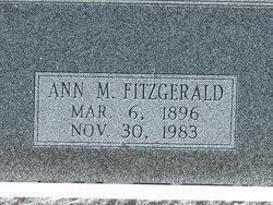 Ann M. Fitzgerald