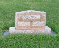 Fern L Benning