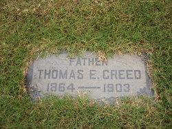 Thomas Edwin Creed