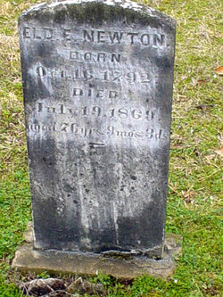 Elder Edward Newton