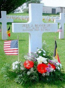 Pvt Jess J Beaver, Jr