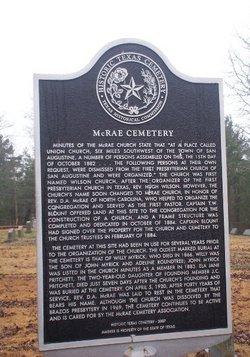 McRae Cemetery