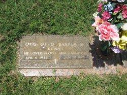 Otis Otto Barker, Sr