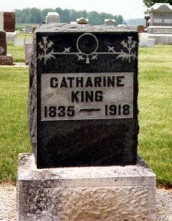 Catharine <i>Mihm</i> King