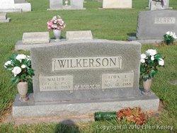 Lora Elizabeth <i>Tilley</i> Wilkerson