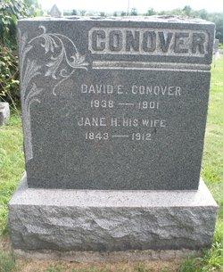 David E Conover