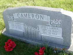 Camilla Effie Cannon