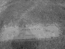 Olen Jefferson Johnston