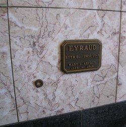 Ruth <i>Craig</i> Eyraud