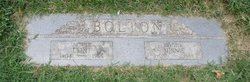 Minnie Louise <i>Hill</i> Bolton