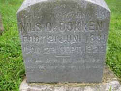 Nels Olsen Dokken