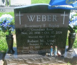 Rosemary Ellen <i>Begley</i> Weber
