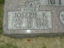 Joseph Kilmer Myers