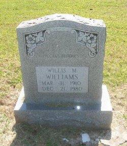 Willis M. Williams