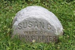 Susan <i>Blizzard</i> Kiker