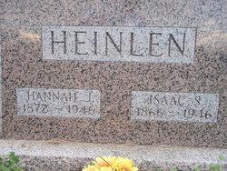 Hannah Jane <i>Ballenger</i> Heinlen