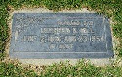 Ulysses Elverton Hill