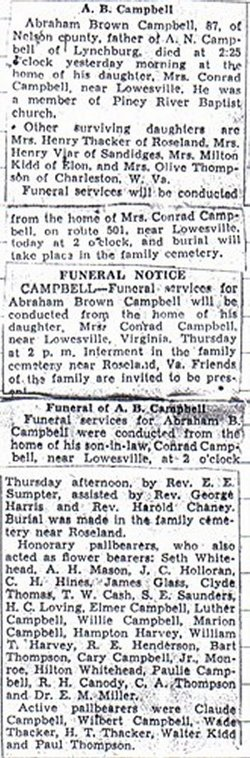 Abraham Brown Campbell