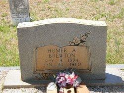 Homer A Brewton