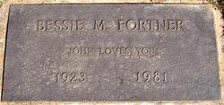 Bessie Mae <i>Keenan</i> Fortner