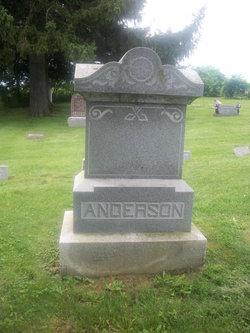 Olive <i>Nelson</i> Anderson