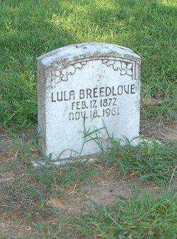 Lula Breedlove