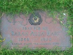Sarah Alla Hart