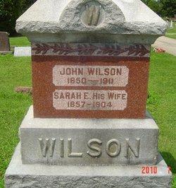 Sarah Elizabeth <i>Astell</i> Wilson