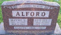 Claude Alford