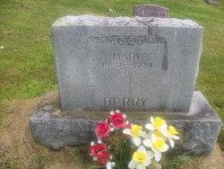 Mary Johanna Augusta <i>Zimmerman</i> Berry