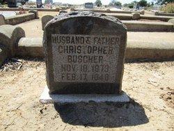 Christopher Buscher