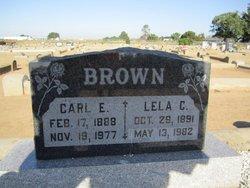 Lela C <i>Lee</i> Brown