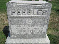 Samuel S Peebles