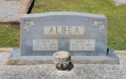 George Edgar <i>Robinson</i> Albea