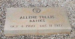 Allene <i>Tullis</i> Banks